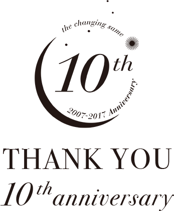 THANK YOU 10thanniversary